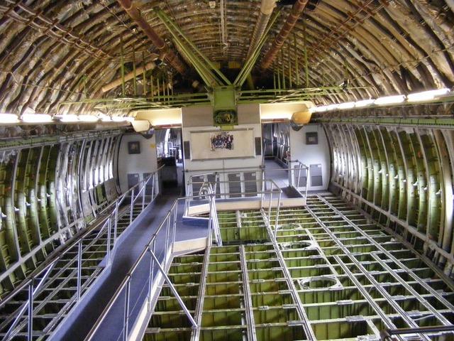 Scaffold aircraft aviation.