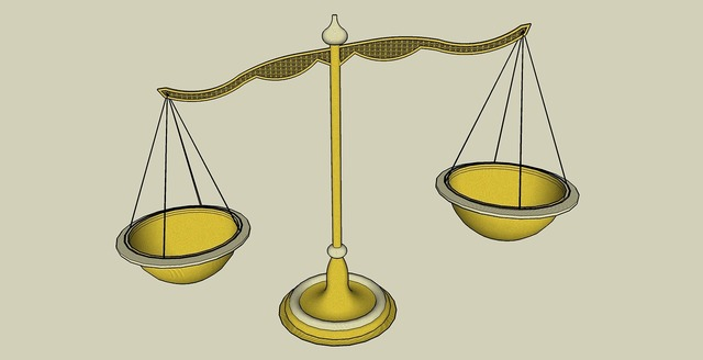 Scale gold weigh, business finance.
