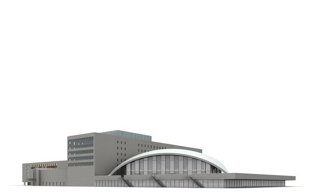 Schauspielhaus dortmund architecture, architecture buildings.