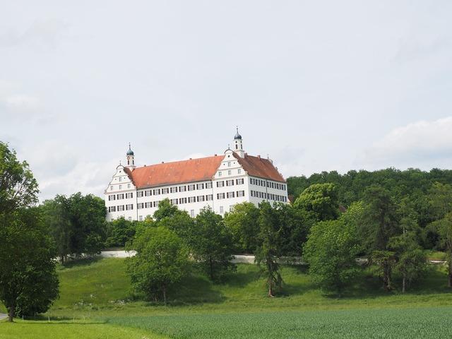 Schloss mochental castle mochental.