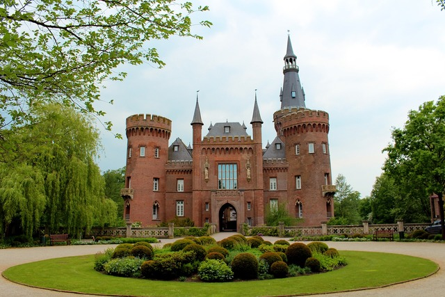 Schloss moyland castle architecture, architecture buildings.