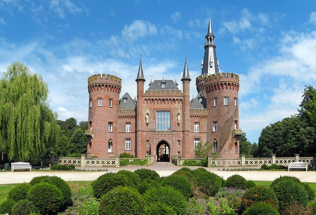 Schloss moyland moyland castle, architecture buildings.