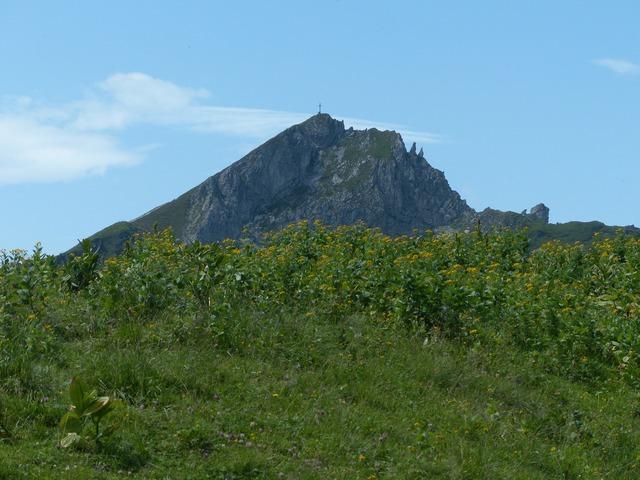 Schochen top hike mountain hike.