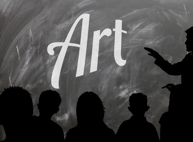 School board art, education.