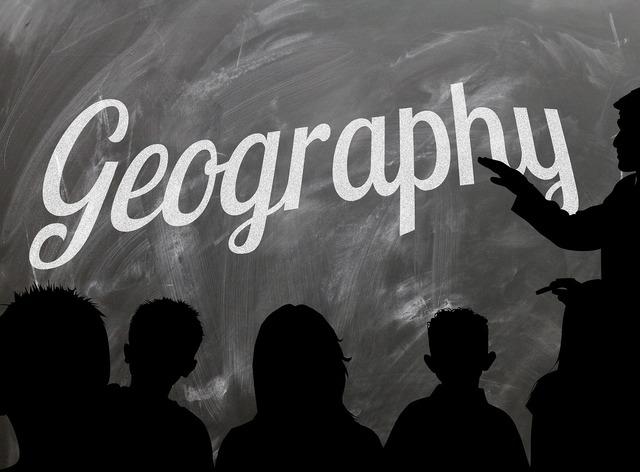 School board geography, education.