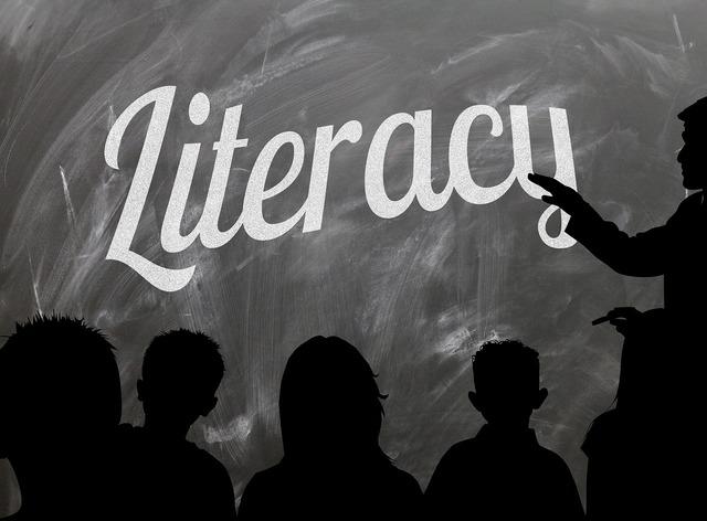 School board literature, education.