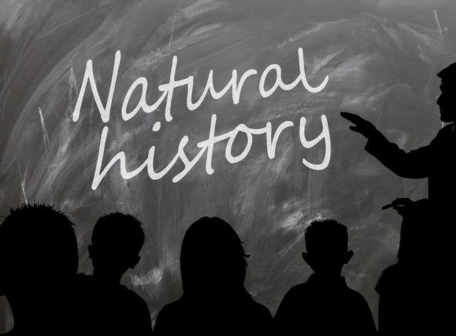 School board natural history, education.
