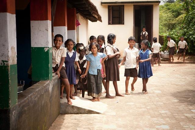 School nursery children, education.