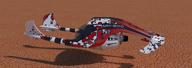 Sci-fi speeder blender.