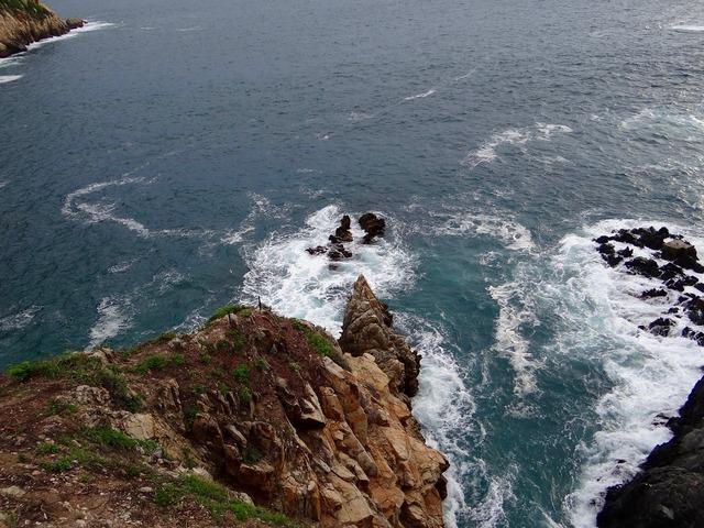 Sea mexico acapulco, travel vacation.