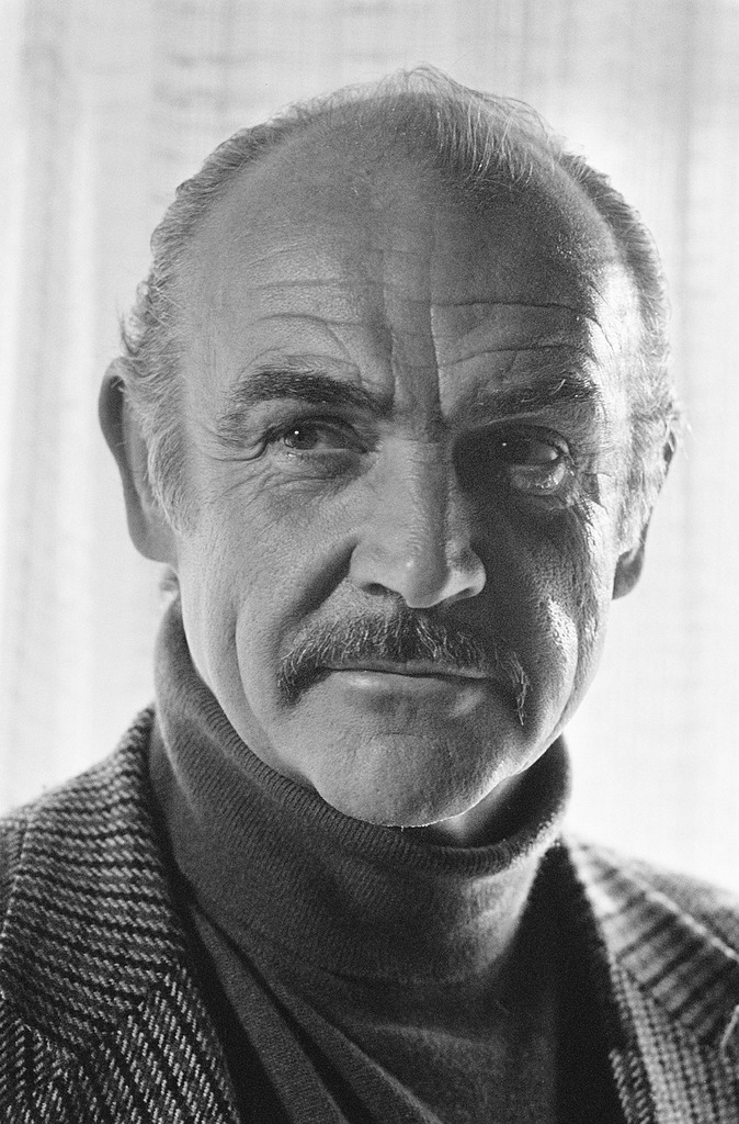 Sean connery actor motion pictures.