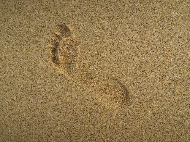 Seaside sand beach, travel vacation.