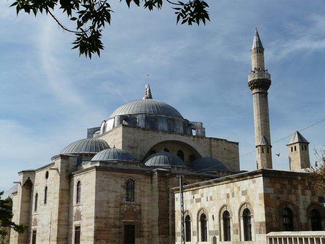 Selimiye mosque mosque minaret, architecture buildings.