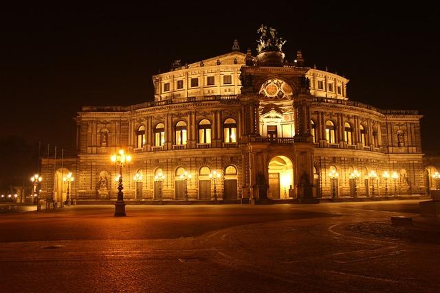 Semper opera house dresden opera, architecture buildings.