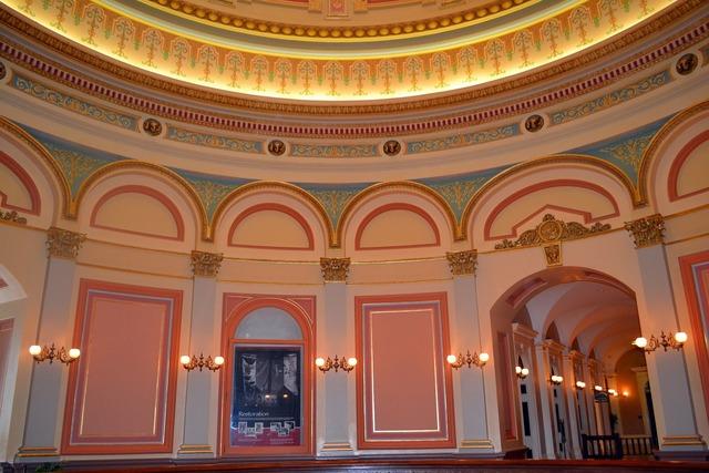 Senate hall legislature, architecture buildings.