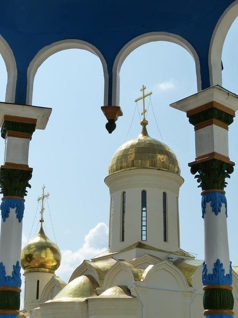 Sergiev posad russia sagorsk, religion.
