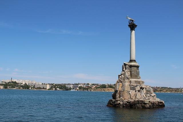 Sevastopol russia crimea, travel vacation.