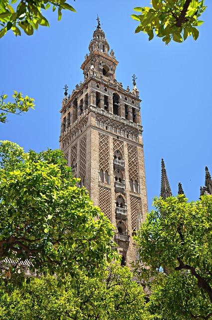 Seville andalusia cathedral, religion.