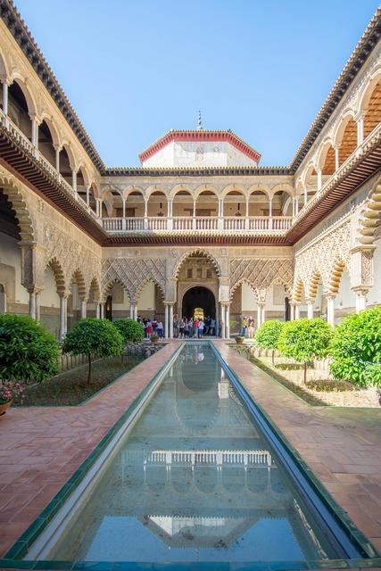 Seville spain architecture, architecture buildings.