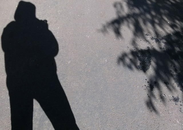 Shadow person human, people.