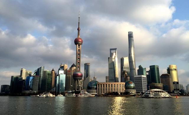 Shanghai china huangpu.