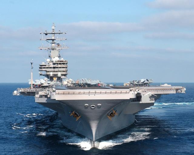 Ship aircraft carrier us navy.