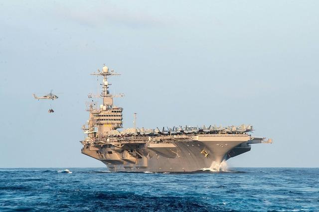 Ship aircraft carrier us navy, travel vacation.