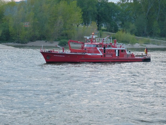 Ship fire boot.