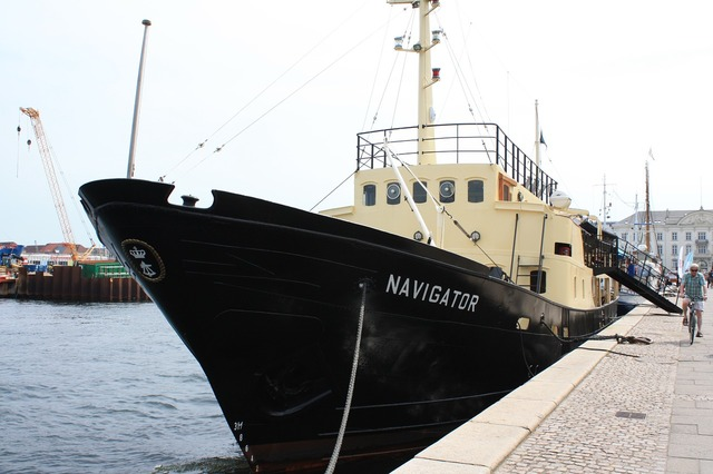 Ship navigator copenhagen.