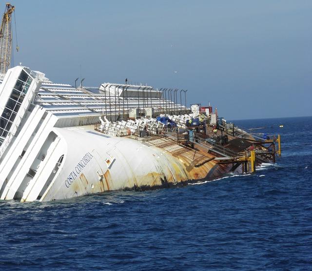 Ship passenger ship wreck.