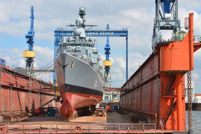 Shipyard shipbuilding repair, science technology.