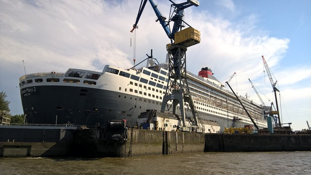 Shipyards cruises harbor, travel vacation.