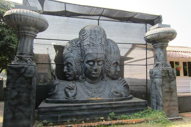Shiva elephanta island hindu, religion.