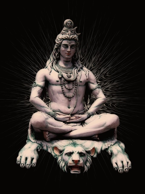 Shiva the hindu god shiva india, religion.