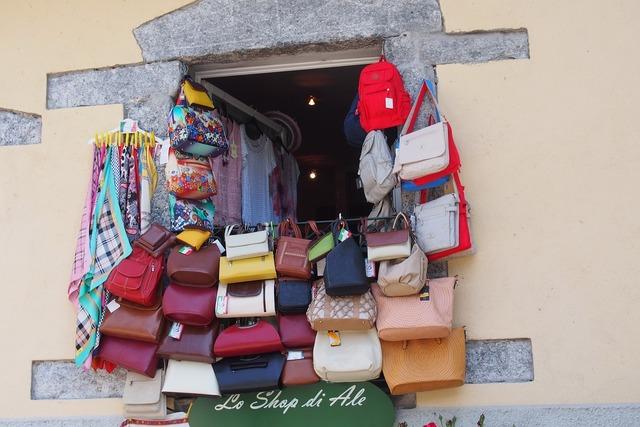 Shop bags sale.