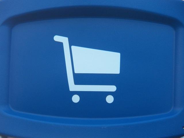 Shopping cart carts store.