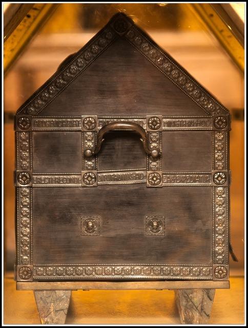 Shrine relics liborius.