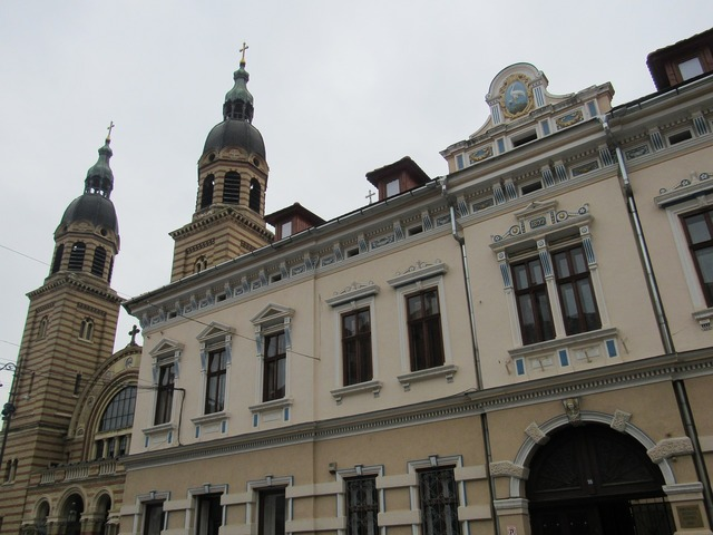 Sibiu transylvania romania, religion.