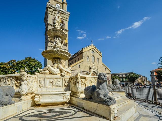 Sicily sculpture messina, religion.