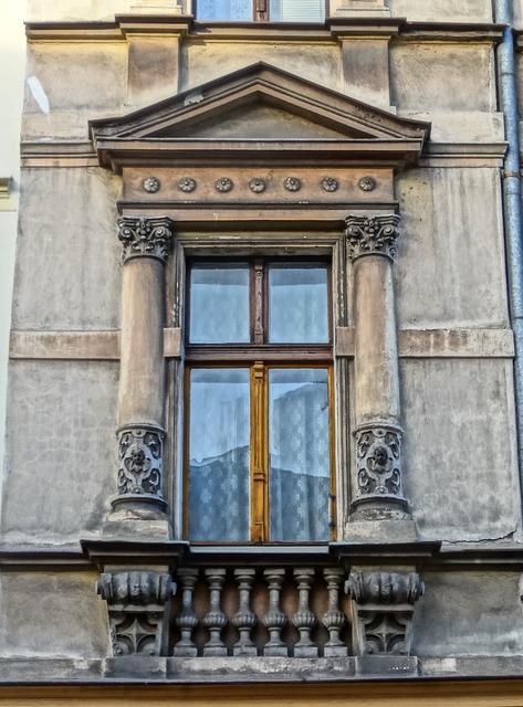 Sienkiewicza bydgoszcz window, architecture buildings.