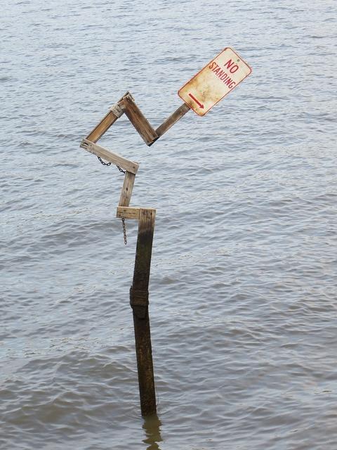 Sign river brisbane.