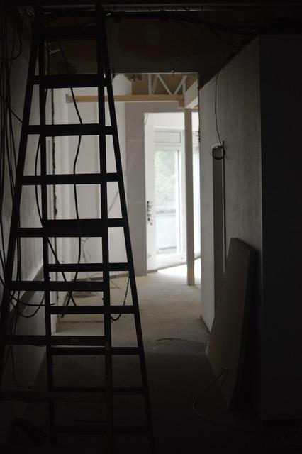 Site renovate renovation, architecture buildings.