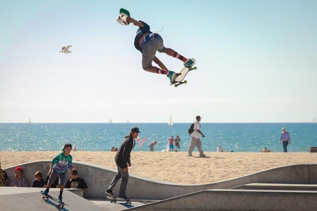 Skateboard skateboarding skateboarders, travel vacation.