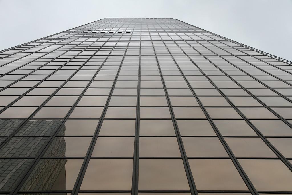 Skyscraper brisbane facade, architecture buildings.