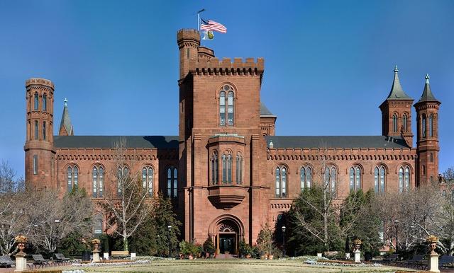 Smithsonian institute washington, education.