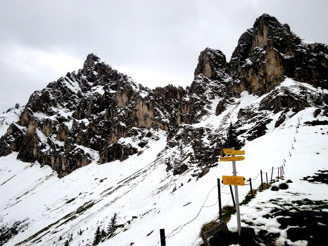 Snow hiking mountains, nature landscapes.