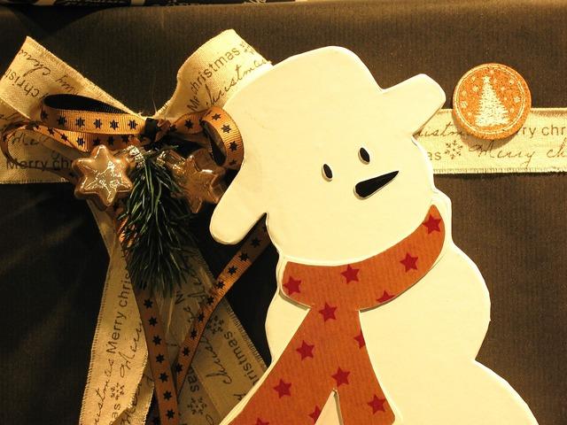 Snow man decoration deco, backgrounds textures.