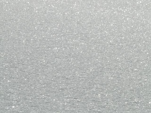 Snow schneeflaeche crystals.