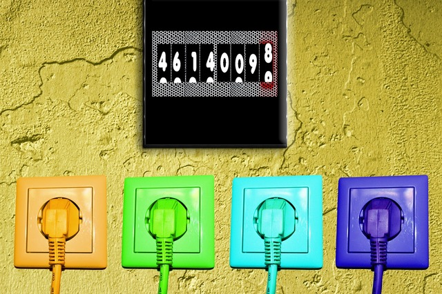 Socket plug current, science technology.