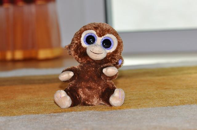 Soft toy stuffed animal toys.